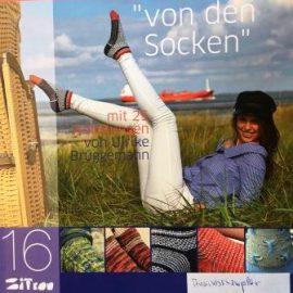 """""""von den Socken"""" mit 25 Anleitungen von Ulrike Brüggemann"""