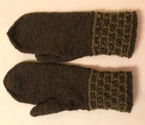 begrüßung mit handschuhen