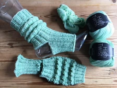 Yoga Socken High Twist
