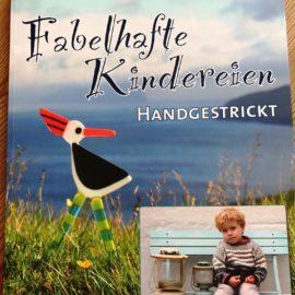 Jutta Bücker Fabelhafte Kindereien – handgestrickt