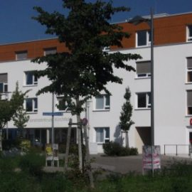 12. Februar 2019 offener Stricktreff: Cafeteria des Seniorenzentrums Kirchfeld