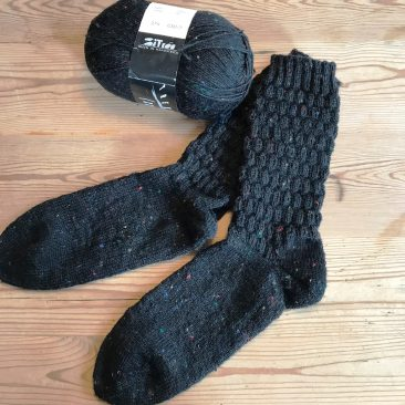 Tweedsocken Jens