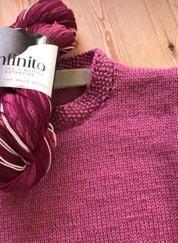 Tunika-Kleid aus INFINITO