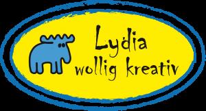 Logo Lydia wollig kreativ