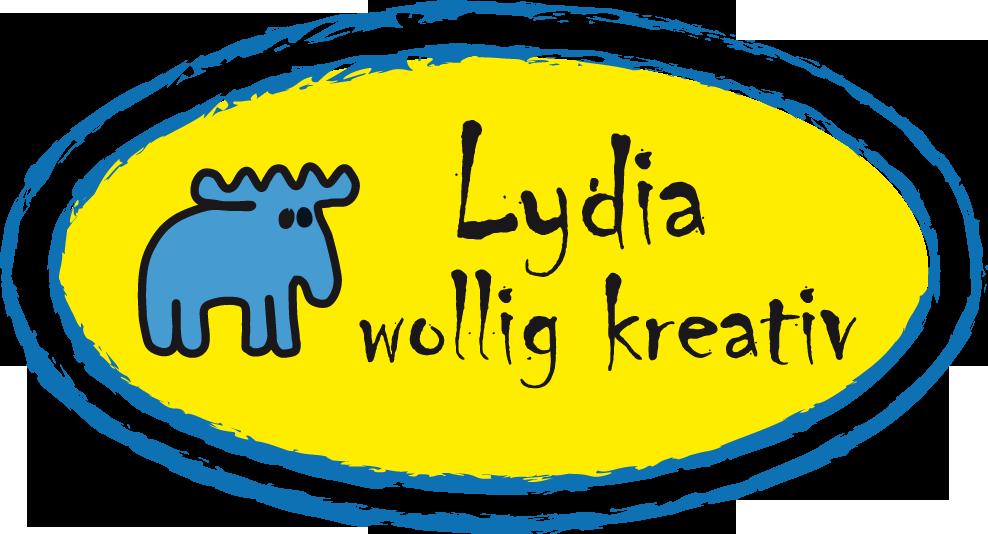 """Wollpaket """"ich-hab-dich-lieb-Bärchenpullover"""" mit Anleitung und Wolle Blau/Gelb Töne"""