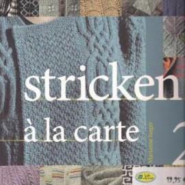 Stricken à la carte 2 von Marianne Isager