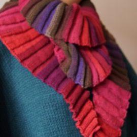 Unisono – Der Schal auch für AllergikerInnen