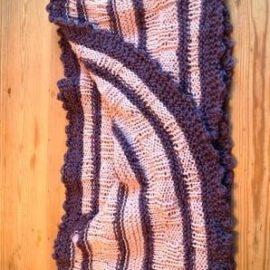 Möbiusschal in Silk