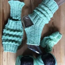 Yoga Socken High Twist