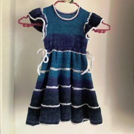 Mädchenkleid für kleine Prinzessinnen