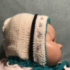 Babymützchen Jonte