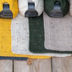 Atelier Zitron Tasmanian Tweed – 50 g  Knäuel