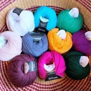 Atelier Zitron Life Style Schnäppchenfarben – 50 g Knäuel
