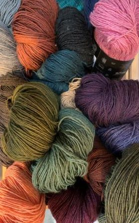 Atelier Zitron Hanf bi-color – Schnäppchen