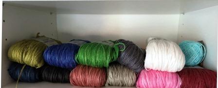 Garn der Woche 27: Schoppel-Wolle El Lineo – 50 g Gebinde