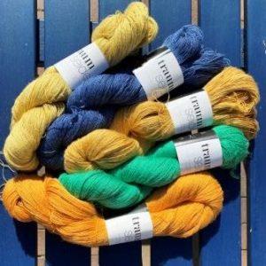Atelier Zitron Traumseide Uni – Auslauffarben