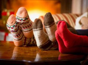 Socken-Überraschungspaket
